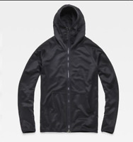 G-Star Mens Slim Hooded Zip Through Sweater Uk Size XS-XXL