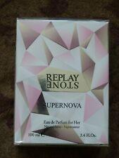 Replay Stone; Supernova for Her; 100 ml Eau de Parfum; NEU