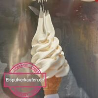 Eiscafe 6 Seiten Spaghettieiskarte Speisekarte Eiskarte Eismaschine