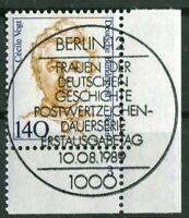 Berlin 848 Formnummer 3 Frauen 140 Pf. gestempelt Vollstempel ESST Berlin 12