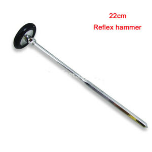 New Neurological Reflex Hammer Medical Percuteur Diagnostic Hammer 22cm