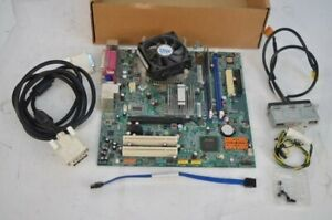 Lenovo Motherboard A58 IG41M LGA775 DDR2 w/Intel E7500 2.93, 2Gb DDR2, Usb/Power