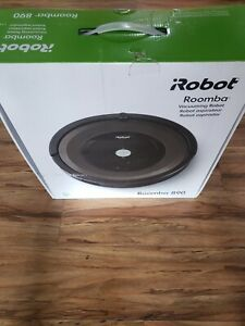 iRobot Roomba 890 Robot Vacuum Wi-Fi Connected Works w Alexa