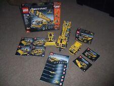 LEGO Technic 42009 Mobile Crane MK II 42035 Mining 42028 Dozer Rare Retired L@@K