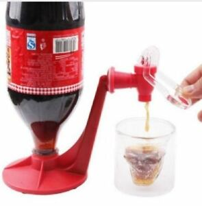 Soda Dispenser Drinking Water Machine Tap Coke Upside Down Dispense Kitchen Tool