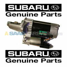NEW Subaru STARTER MOTOR IMPREZA WRX 2002-2007 MANUAL GENUINE OEM 23300AA4209L