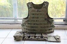 AU Combat Tactical Soft Bullet proof vest IIIA NIJ0101.06 Size:M