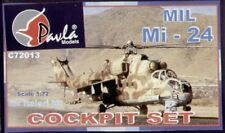 Pavla 1/72 MiL Mi-24D and wheels # C72013 For  Italeri and Revell kits