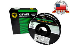 Kiswel E71t Gs 035 In Dia 10lb Gasless Flux Core Welding Wire Made In Usa