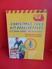 Craft Christmas Tree Kit By Red Toolbox Wooden 165006 Decoration New (Wood)