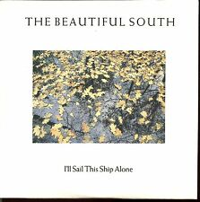 THE BEAUTIFUL SOUTH - I'LL SAIL THIS SHIP ALONE - CARDBOARD SLEEVE CD MAXI