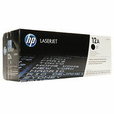 ORIGINALE TONER HP Q2612A BK NERO PER HP LaserJet 1010 1012 1015 1018 1020 1022
