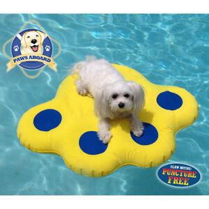 Lazy Paw Shaped Doggy Raft
