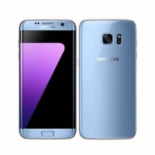 Samsung Galaxy S7 edge Blue Mobile Phones