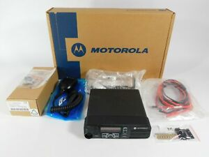 Motorola XPR4550 VHF 45W Mobile Radio MotoTRBO AAM27JQH9LA1AN (many available)