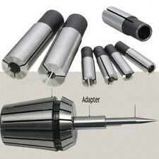 6/6.35mm to 3.175/4mm Multi-size Engraving Bit CNC Router Tool BS Adapter Collet
