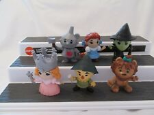 2013 MCDONALDS WIZARD OF OZ 75th Anniversary DOLLS COMPLETE SET LOT 6 FIGURES