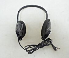 Insignia NS-P5113 P4112 Wired On-Ear Stereo Headphones around the head - Black