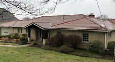 Used Ludowici Celadon Clay Roof Tiles; Large Quantity Of Field & Hip Tiles;