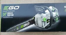 EGO Chainsaw Cordless Electric 14 inch 56V Lithium Ion Tool Only