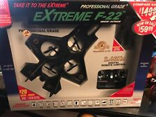 SYMA Extreme F-22 Quad-Copter Drone Professional Grade Indoor/Outdoor NIB