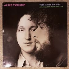 Aztec Two Step See It Was Like This 12 Track Vinyl Album
