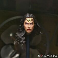 SFABS Wonder Woman BvS Justice League Gal Gadot 1/12 Scale Head Sculpt
