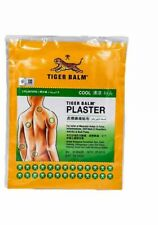 TIGER BALM PLASTER (COOL) x2PLASTERS per pack MELBOURNE STOCK SHIPPING WORLDWIDE