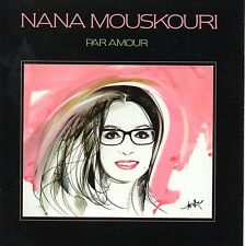 ★☆★ CD Nana MOUSKOURI Par Amour  MINI LP REPLICA  CARD SLEEVE ★☆★