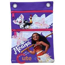 Disney Moana Passport Bag Body Shoulder Cross Bag Pouch - Purple