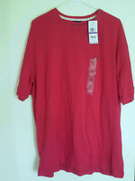 Tommy Hilfiger Mens Summer Crew Neck T-shirt, American Tee, NWT Authentic 1pc