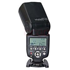 LCD Flash Speedlite YN-560 III YN560III for Nikon SB-900 SB-800 SB-700 SB-600