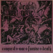DEATH NÖIZE -CD- Conquest War Famine Death ( black thrash crust from romania )