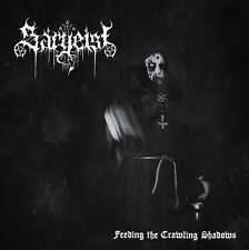 Sargeist - Feeding The Crawling Shadows CD,HORNA,WATAIN,BEHEXEN