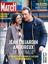 PARIS MATCH NO.3389 30 APRIL 2014 DUFFY & PÉCHALAT/ UKRAINE/ CAMILLA/ BOON/ POPE