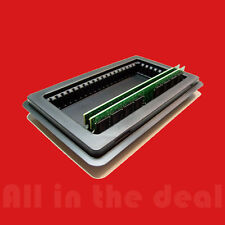 2x Laptop Memory tray container packing box DDR DDR2 DDR3 SDRAM dimm sodimm