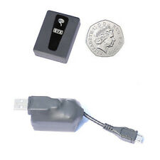 Gsm Inalámbrica Espía de Vigilancia de fallo de Micrófono con triple pack de batería