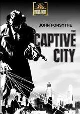 The Captive City DVD - John Forsythe, Joan Camden, Robert Wise Victor Sutherland
