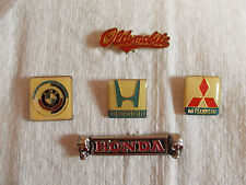 Car Symbols Lapel & Hat Pins or Tie Tacs # 1