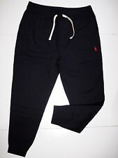 Polo Ralph Lauren fleece sweatpants jogger athletic size small color black
