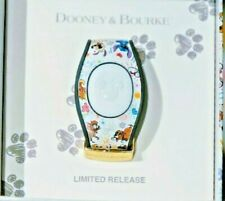 2020 White Dooney & Bourke Disney Dogs Magic Band Limited Release LR