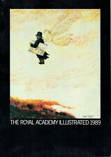 Royal Academy Illustrated 1989 (130+ all colour images,  - a great reference)