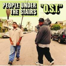 PEOPLE UNDER THE STAIRS - O.S.T. 2-LP NEW MINT PRE-ORDER 29.1.2021