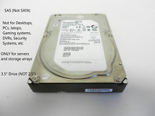 "Seagate 3TB 7.2K SAS 3.5 "" Aufbewahrung Server Festplatte 6Gb/S ST3000NM0023"