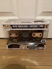Alice In Wonderland Funko Pop Vinyl Three Pack Disney Store