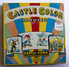 Castle 9002 The Piggy that Stayed Home Color Regular 8mm 1959 MAW & PAW CARTOON