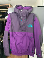 TNF The North Face Jacke leicht Daunen Retro M purple Windbreaker
