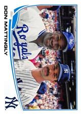 2013 Update #US323d Don Mattingly NM-MT SP Yankees