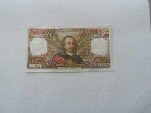 billet 100 francs corneille 1976 j.988