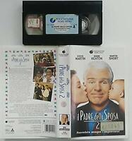 Il Padre Della Sposa 2 (VHS - Touchstone)